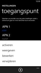 Nokia Lumia 1520 - Internet - handmatig instellen - Stap 20