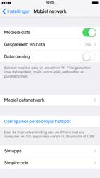 Apple iPhone 6s - Netwerk - Wijzig netwerkmodus - Stap 4