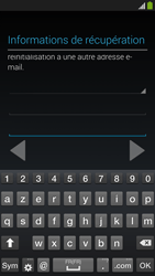 Samsung Galaxy S4 - Premiers pas - Créer un compte - Étape 20