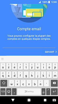 Sony Xperia XA2 Ultra - E-mail - Configuration manuelle (outlook) - Étape 7