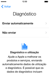 Apple iPhone 4S iOS 8 - Primeiros passos - Como ligar o telemóvel pela primeira vez -  20