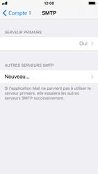 Apple iPhone 5s - iOS 11 - E-mails - Ajouter ou modifier un compte e-mail - Étape 17