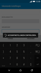HTC One (M8) Mini 4G - E-mail - Handmatig instellen - Stap 13
