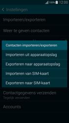 Samsung Galaxy Alpha 4G (SM-G850F) - Contacten en data - Contacten kopiëren van SIM naar toestel - Stap 8