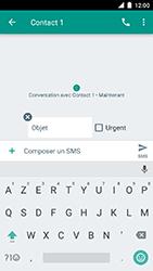 Motorola Moto C Plus - Contact, Appels, SMS/MMS - Envoyer un MMS - Étape 9