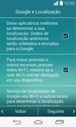LG D390n F60 - Primeiros passos - Como ativar seu aparelho - Etapa 10