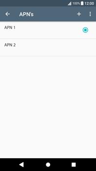 Sony Xperia L2 - MMS - handmatig instellen - Stap 16