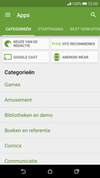 HTC Desire 626 - Applicaties - Downloaden - Stap 6