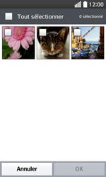 LG F70 - Contact, Appels, SMS/MMS - Envoyer un MMS - Étape 17