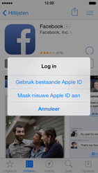 Apple iPhone 5 met iOS 7 - Applicaties - Account aanmaken - Stap 7