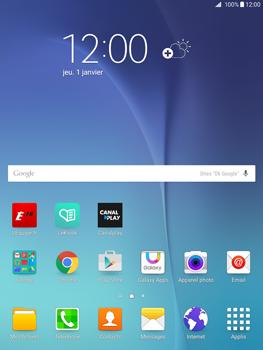 Samsung Galaxy Tab A - Premiers pas - Créer un compte - Étape 25