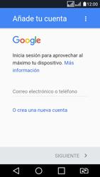 LG K4 (2017) - Aplicaciones - Tienda de aplicaciones - Paso 3