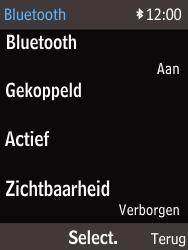 Nokia 216 - WiFi en Bluetooth - Bluetooth koppelen - Stap 8