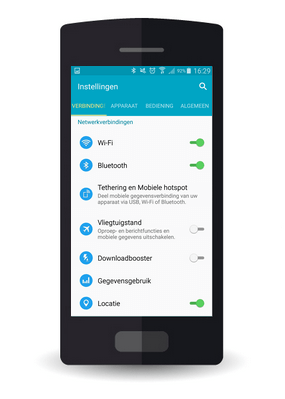 Samsung I9070 Galaxy S Advance - Beveilig je toestel tegen verlies of diefstal - Maak je toestel eenvoudig BoefProof - Stap 3