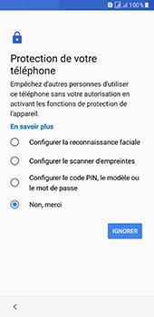 Samsung Galaxy A8 - Premiers pas - Configuration de l