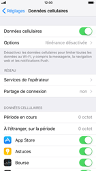 Apple iPhone 6 - iOS 11 - Internet et connexion - Utiliser le mode modem par USB - Étape 4