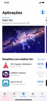 Apple iPhone XS Max - Aplicações - Como pesquisar e instalar aplicações -  6