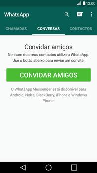 LG G4 - Aplicações - Como configurar o WhatsApp -  11