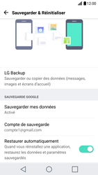 LG G5 - Android Nougat - Device maintenance - Back up - Étape 12