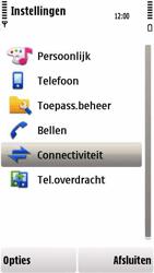 Nokia 5230 - Bellen - in het buitenland - Stap 4