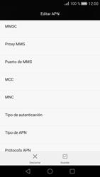 Huawei P8 - Mensajería - Configurar el equipo para mensajes multimedia - Paso 14