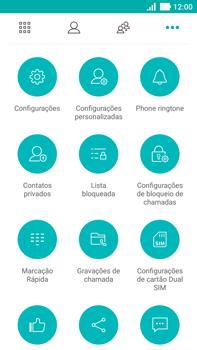 Asus Zenfone 3 - Chamadas - Como bloquear chamadas de um número específico - Etapa 6
