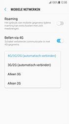 Samsung G920F Galaxy S6 - Android Nougat - Netwerk - Wijzig netwerkmodus - Stap 7
