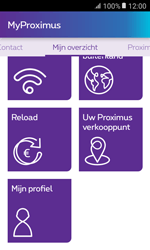 Samsung Galaxy Xcover 3 VE - Applicaties - MyProximus - Stap 20