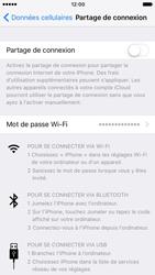 Apple iPhone 7 - Internet et connexion - Utiliser le mode modem par USB - Étape 6