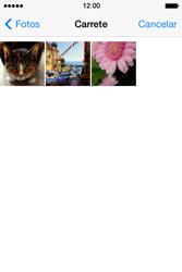 Apple iPhone 4S iOS 7 - E-mail - Escribir y enviar un correo electrónico - Paso 12