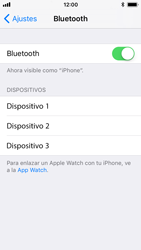 Apple iPhone SE iOS 11 - Bluetooth - Conectar dispositivos a través de Bluetooth - Paso 5