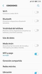 Samsung Galaxy S6 - Android Nougat - Bluetooth - Conectar dispositivos a través de Bluetooth - Paso 5