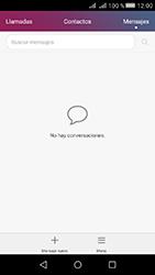 Huawei Y5 II - Mensajería - Configurar el equipo para mensajes de texto - Paso 3
