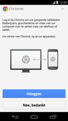 Motorola Moto G - Internet - Hoe te internetten - Stap 5