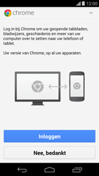 Motorola Moto G (1st Gen) (Kitkat) - Internet - hoe te internetten - Stap 4