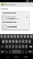 LG D821 Google Nexus 5 - MMS - afbeeldingen verzenden - Stap 5