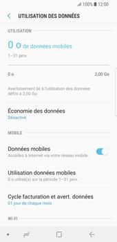 Samsung Galaxy S9 - Internet - Désactiver les données mobiles - Étape 6