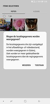 Samsung Galaxy A9 - E-mail - hoe te versturen - Stap 14