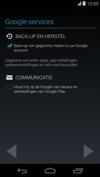 Google Nexus 5 - Applicaties - Account aanmaken - Stap 13