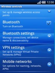 Sony Ericsson Xperia X10 Mini - Internet - Manual configuration - Step 5