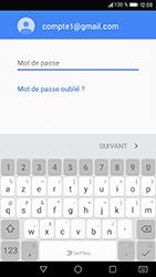 Huawei P8 Lite 2017 - E-mail - Configurer l