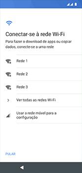 Motorola Moto G7 - Primeiros passos - Como ativar seu aparelho - Etapa 8
