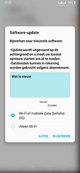 LG v40-thinq-lm-v405ebw - Software updaten - Update installeren - Stap 9