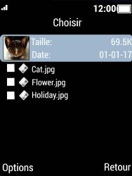 Crosscall Spider X5 - Photos, vidéos, musique - Envoyer une photo via Bluetooth - Étape 8