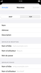 Apple iPhone 8 - iOS 13 - E-mail - Configuration manuelle - Étape 10