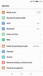 Huawei P10 Lite - Internet - Activar o desactivar la conexión de datos - Paso 3