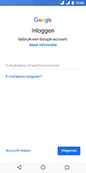 Nokia 3.1 Dual-SIM (TA-1063) - Applicaties - Account aanmaken - Stap 5