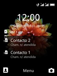 Nokia 3310 - Chamadas - Como bloquear chamadas de um número -  2