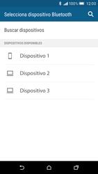 HTC One M9 - Bluetooth - Transferir archivos a través de Bluetooth - Paso 11
