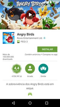 Motorola Moto X Play - Aplicativos - Como baixar aplicativos - Etapa 16